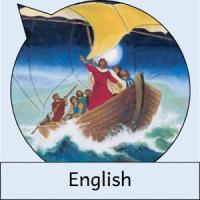 Comic Jesus Messiah in English