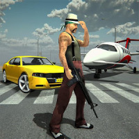 Vegas Crime Airplane Transporter