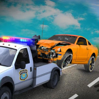 Tow Truck Driving Simulator 2017: Emergency Rescue