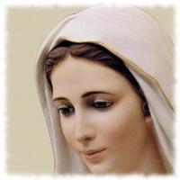 Rosary Virgin Mary