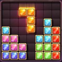 Wood Block Puzzle & Jewel Game 2019