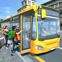 Dj. Driving School Bus Simulator: Parking Rush