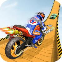 Sports Bike Stunt Game