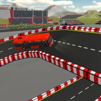 Modern City coach Bus Parking Stunt Game 2020
