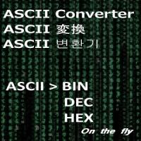 ASCII Converter