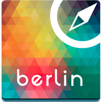 Berlin Offline Map Reiseführer
