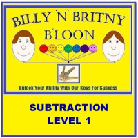 Subtraction Level 1 Free