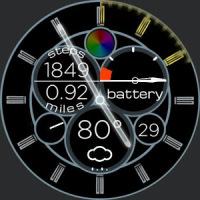 Chronotx Watchmaker Watch Face