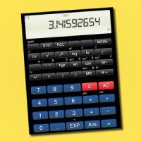 Old School Calculator