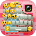 Emoji Smileys Photo Keyboard
