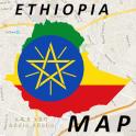 Ethiopia Adama Map