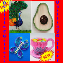 Quilling Art Design Gallery