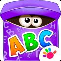 Letras en cajas Abecedario bebes juegos educativos