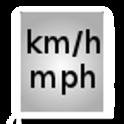 Speedometer for navigator