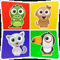 Super Kawaii Animal Memory Game for Kids