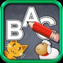QCAT - schreiben Alphabet ABC