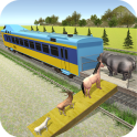 Angry Animals Train Transport