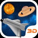 Space Rocket 3D Theme