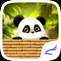 Cute Panda Theme