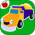 Cars & Trucks Puzzle Game