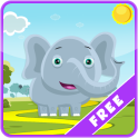 Baby Games Animal Sounds Free