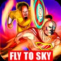 Learn 2 Fly - Hero Jump To Sky