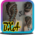 DIY Hair Braid for Kid