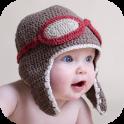 बच्चे टोपी crochet