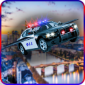 San Andreas Flying Police Car