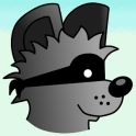 Run Raccoon!