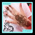 Artistic Henna Mehndi