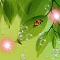 Green Leaf for Galaxy S4