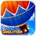 Hot air balloon - flight game