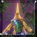 Torre Eiffel Live Wallpaper