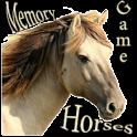 Horses Memory Game