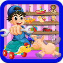 Toy Repair Mechanic Shop