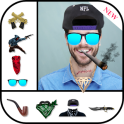Gangster photo effect editor