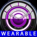 Felicitas wearable watch face