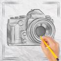Pencil Sketch Photo