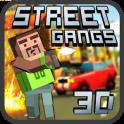 Straßen Gangs. Multiplayer 3D