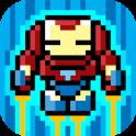 Invincible Iron Warrior Man Go