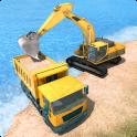 River Sand Excavator Simulator 2