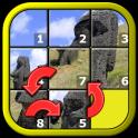 Slide Puzzlespielwelt