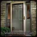 Small Front Door Design
