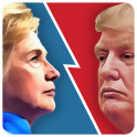 Hillary vs Trump Election 2016