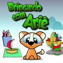 Brincando com Arie