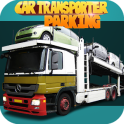 Car Transporter Parking Game