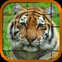 Animals World Tile Puzzle