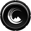 Coastal 10 Gray Icon Pack