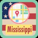 USA Mississippi Maps